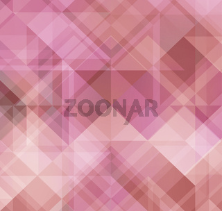 Abstract Geometric Background With Soft Colors