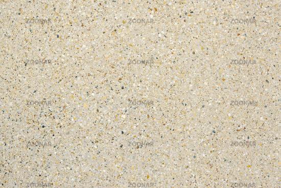 aggregate concrete wall texture