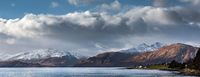 Looking over to Ardgour Penninsula