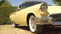 Classic Vintage Cabrio Car