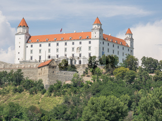 Bratislava in der Slovakei