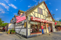 Danish bakery in Solvang
