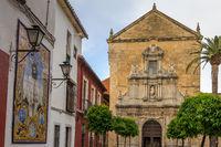 San Francisco Kirche, Cordoba, Andalusien, Spanien, Europa