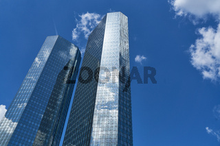 Business Architektur für Bank Hochhaus in Frankfurt