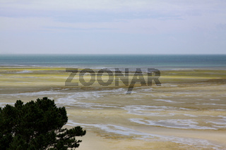 Farbenspiel Küste