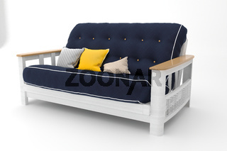 Modern garden sofa, outdoor furniture