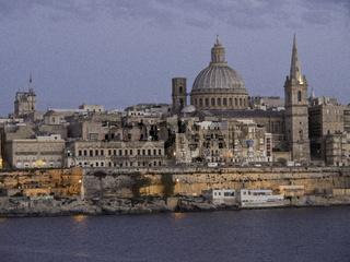 La Valetta auf Malta