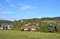 Wehrsdorf in der Oberlausitz
