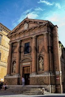 Siena, San Cristoforo