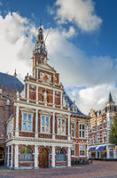 Haarlem City Hall, Netherlans