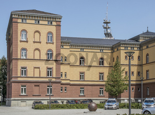 Polizeipräsidium Benediktinerplatz, Konstanz