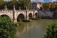 View of the Aelian Bridge