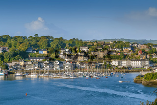 View of Kinsale, Ireland