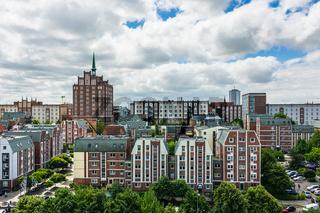 Blick auf die Hansestadt Rostock