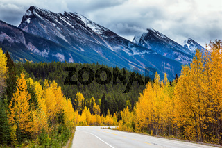 The 'Icefields Parkway'