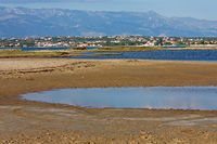 Queen's beach, Nin