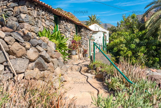 Cottage in the village El Guro on La Gomera