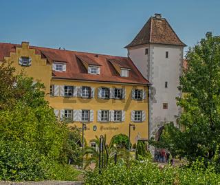 Untertor, Meersburg am Bodensee