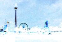 Watercolor Berlin