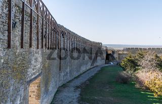 Akkerman Fortress near Odessa, Ukraine