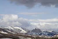 Bergwelt am Bygdinsee