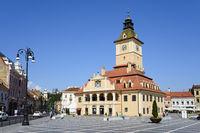 Altes Rathaus in Brasov