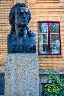 Jena, Friedrich Schiller