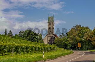 Katholische Stadtpfarrkirche Mariä Heimsuchung,  Meersburg am Bodensee