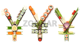 Healthy food for healthy business. Taste of wealth.
