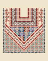 Palestinian pattern 10