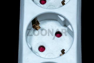 Power board to plug in electric devices