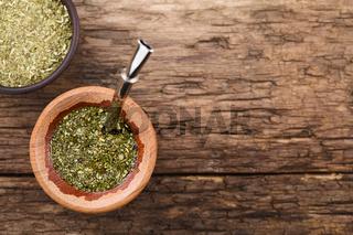South American Yerba Mate Tea