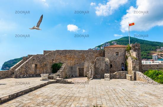 Citadel in Budva