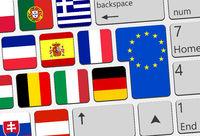 llustration of Europe concept