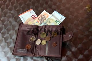 Geld Money Währung