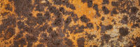 rusty grunge stained iron texture