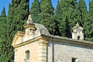 Villa Fidelia o Costanzi in Spello Italien