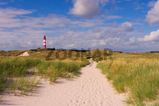 Strandweg - Insel Amrum