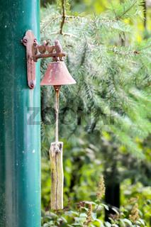 Glocke an einer Eingangstür