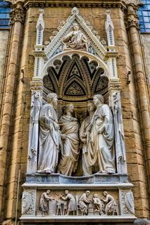 Orsanmichele, Die vier gekrönten Heiligen