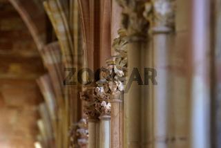 Kreuzgang Kirche Wissembourg