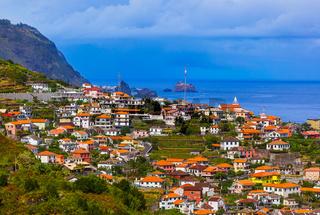 Village Seixal in Madeira Portugal