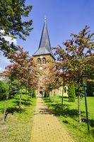 Dorfkirche Flatow, Kremmen, Brandenburg, Deutschland