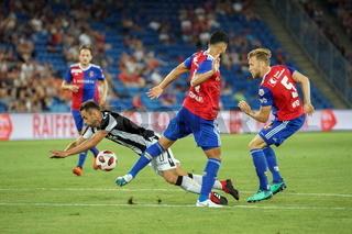 Fussball-CL: Quali 2018/19 - FC Basel - PAOK Saloniki