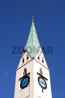 Sankt Mank Kirche 001. Kempten