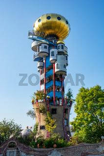 Kuchlbauer Tower in Abensberg