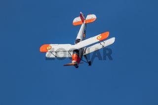 Aircraft CASA Bucker 1.131E Jungmann