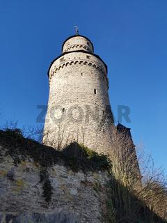 Hexenturm, Bergfried, Altstadt, Idstein