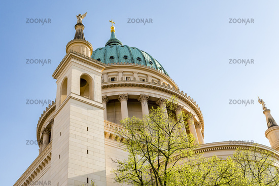 St. Nikolai, Potsdam, Deutschland