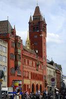 Rathaus von Basel